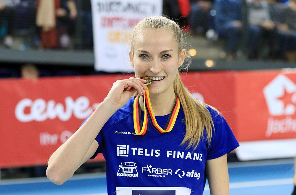 Corinna Schwab Medaille